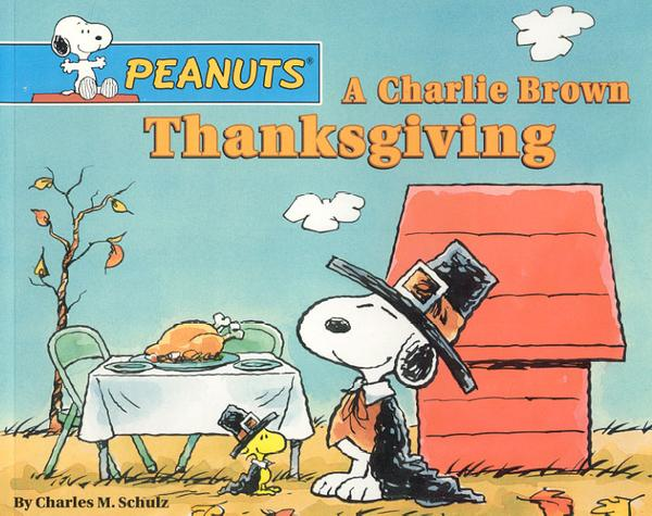 Thanksgiving Cards: Snoopy Thanksgiving Cards