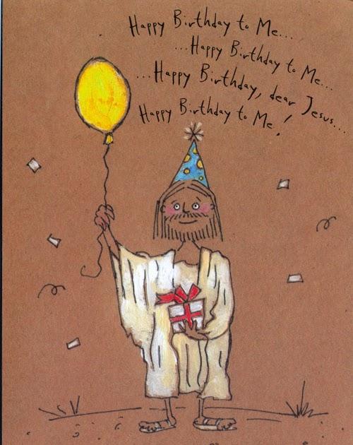 Birthday Greeting Cards Jesus