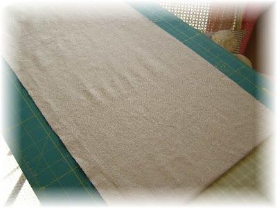 The Little French Farmhouse Old Grain Sack Pillow