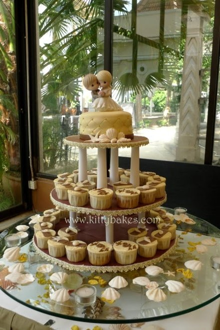 wedding cake penang kitty bakes penang cakes wedding cupcakes 32 mansion 23405