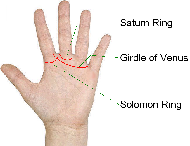relationship lines on your hand