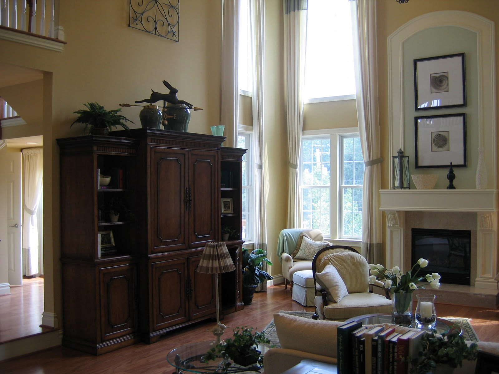DIY By Design: Family Room Ideas