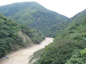 Cañon del Rio Cauca