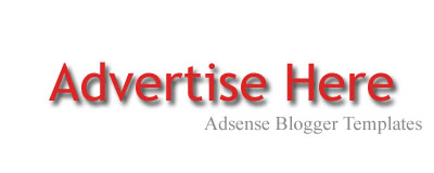 Advertise on Adsense Blogger Templates