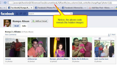 How To See Hidden Facebook Pictures 120