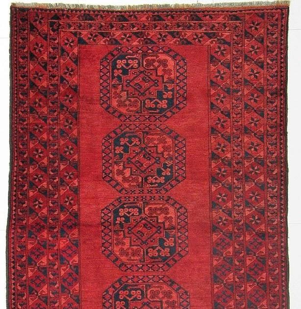 Tea And Carpets In Afghanistan S Turkmen Rug Belt It S