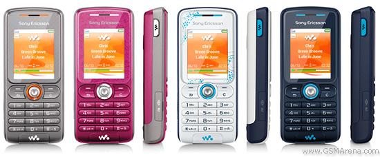 temas para celular sony ericsson w200