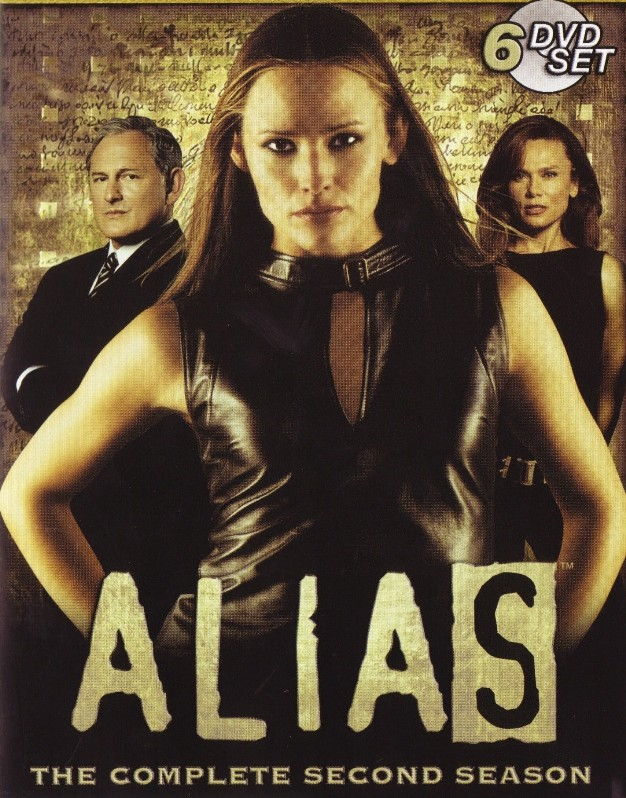 Alias - Saison 2 [Complete]