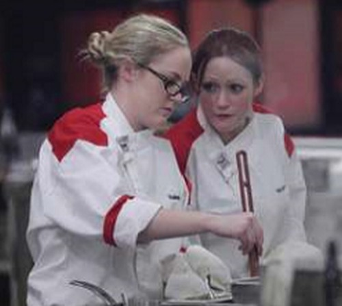 Hell S Kitchen Season  Sabrina