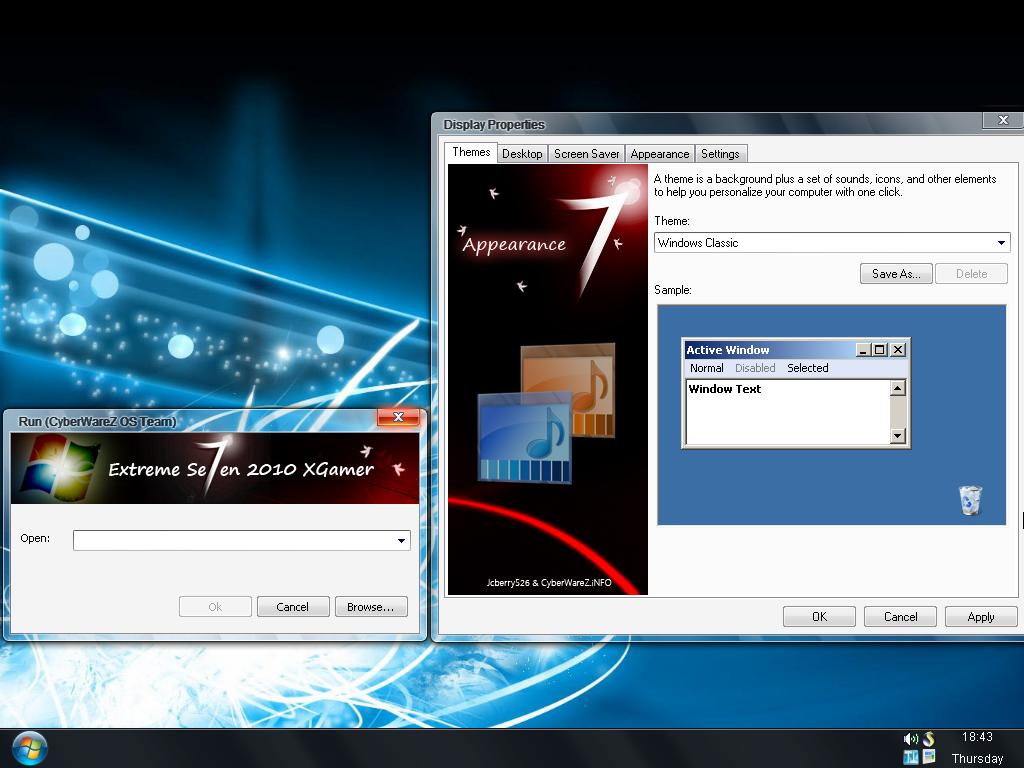 Windows tiny7 64bit
