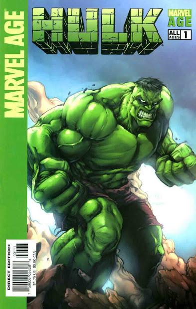 Free Manga Comics Marvel Age Hulk Part1