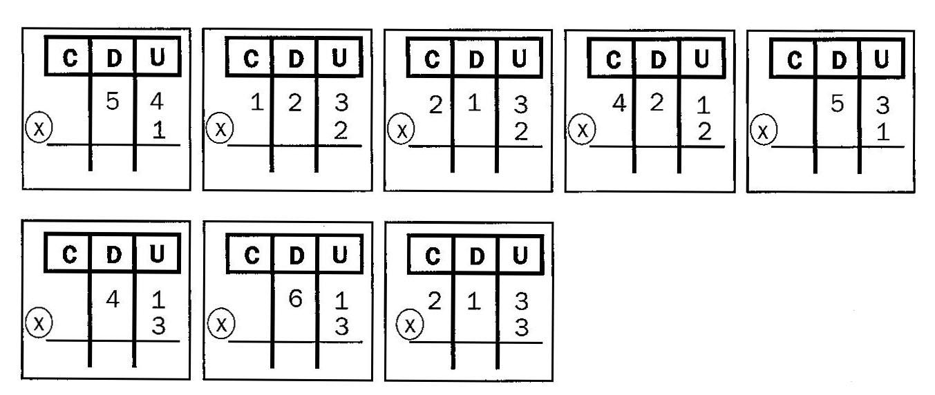 Muito Atividades de Multiplicação - Atividades Pedagógicas QM92