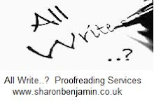 PROOF READING SERVICES