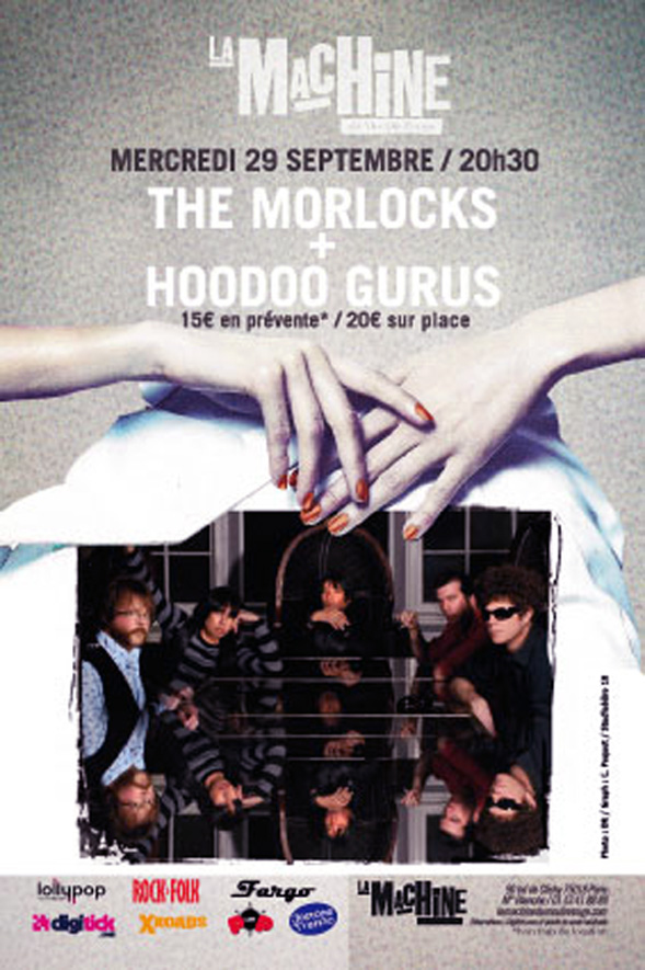 The Hoodoo Gurus Tickets Concerts Tour Dates Upcoming Gigs