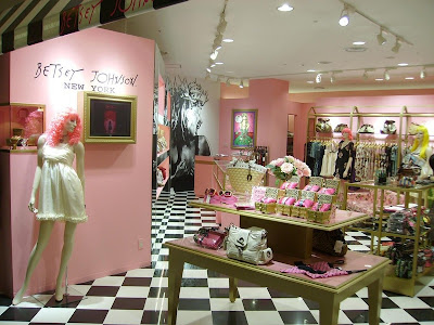 Design Cracker See Betsey Johnson And All Things Pink