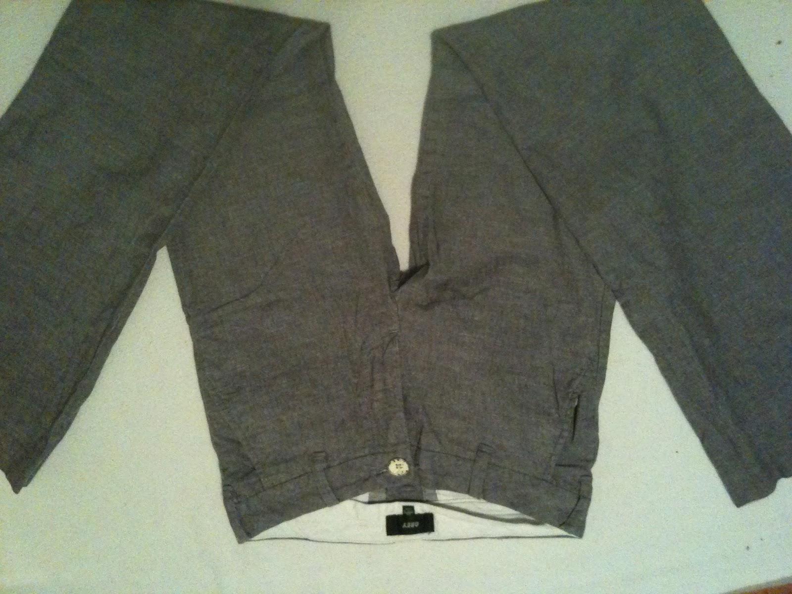 big bazar chic 39 d 39 esther pantalon obey large en bas. Black Bedroom Furniture Sets. Home Design Ideas
