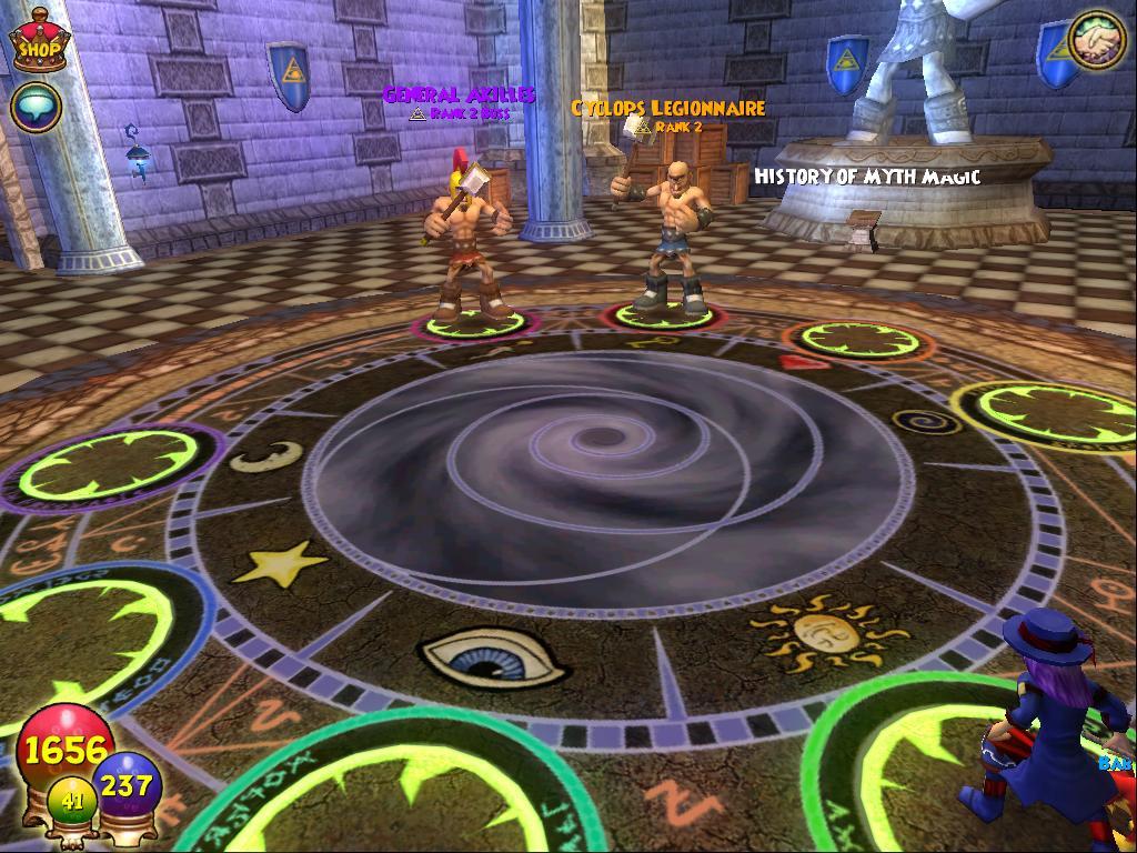 The MMOaholic - MMORPG Madness!: Wizard101 Screenshots - Bosses III