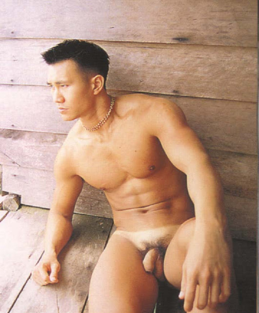 thai man model nude