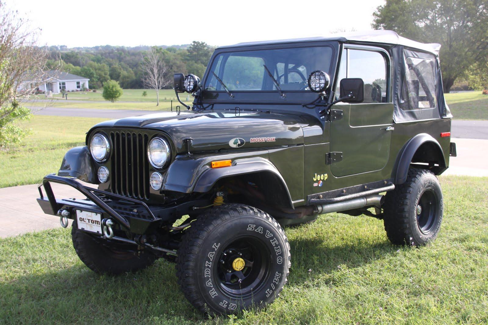 1977 CJ7 Jeep, Frame Off Restoration, 1k Mi: 77 Jeep CJ7