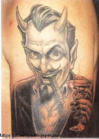 Satan Tattoo Gallery