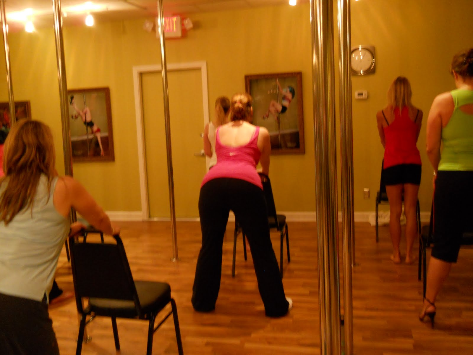 On Chair Dance Guest Office Chairs Lady Katherine A Blog With Touch O Sass