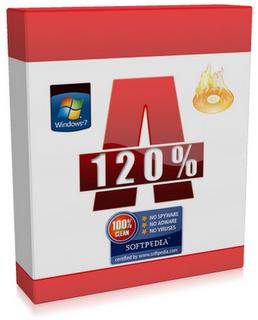 Alcohol 120% 2.0.0 v2010 Fast Full Download.