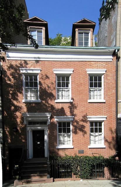 Daytonian In Manhattan The 1834 David Christie House