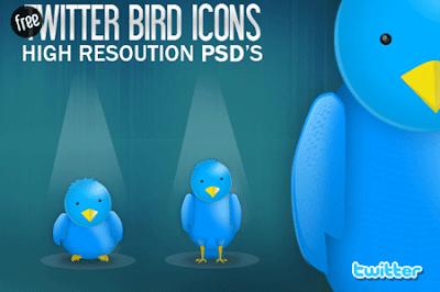 35 Beautiful Twitter Icons Sets 35 Beautiful Twitter Icons Sets high resolution twitter bird icons
