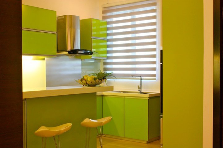 Dapur Warna Hijau Epal Hasil Google Images Ini Memang Wujud Pernah Tengok Kat Fesbuk Kawan Abang Saya