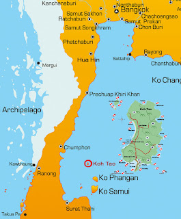 Koh Tao Thailand Wissenswertes Uber Die Insel Koh Tao In Thailand