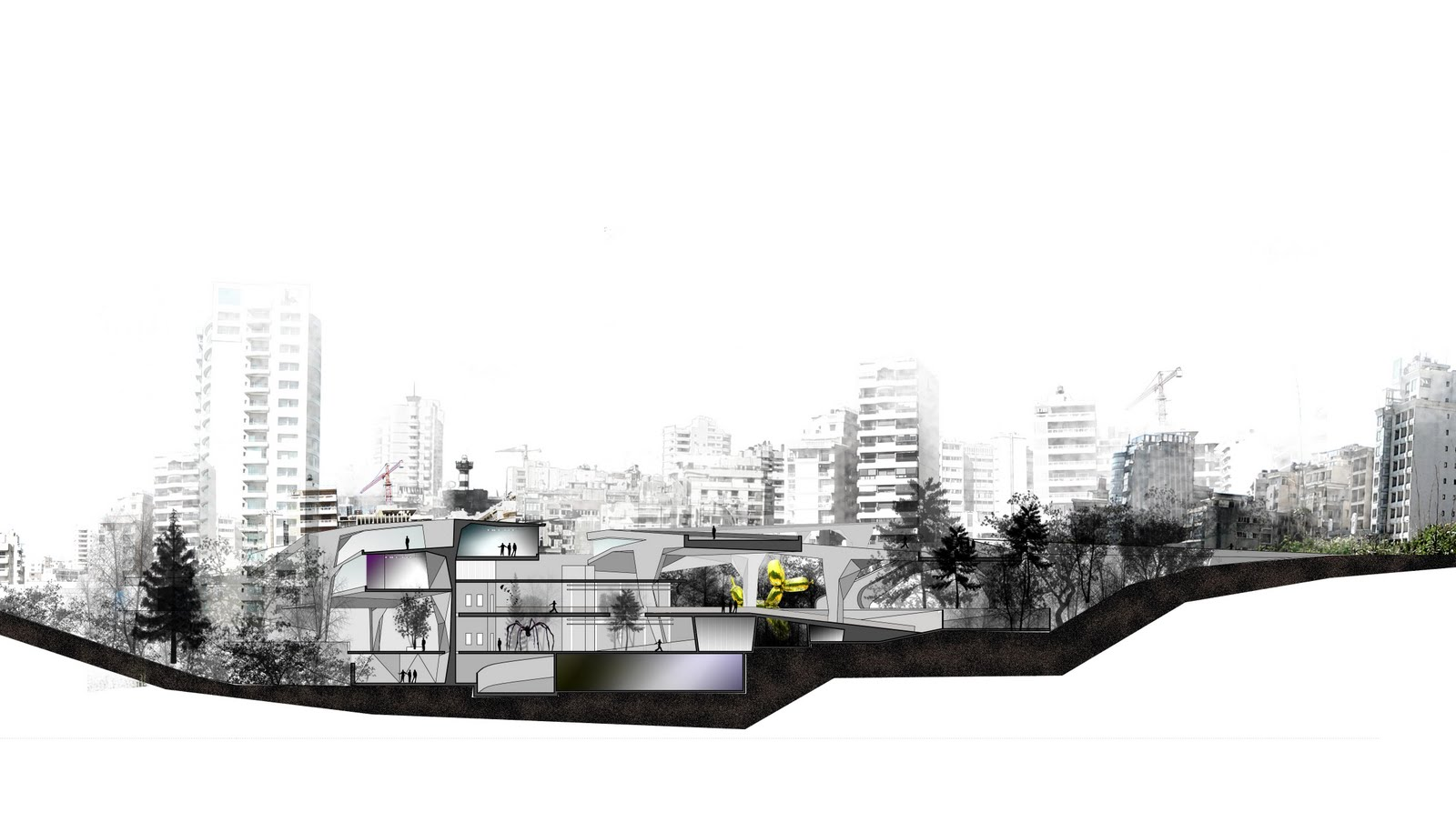 An Alternative Hub For Beirut