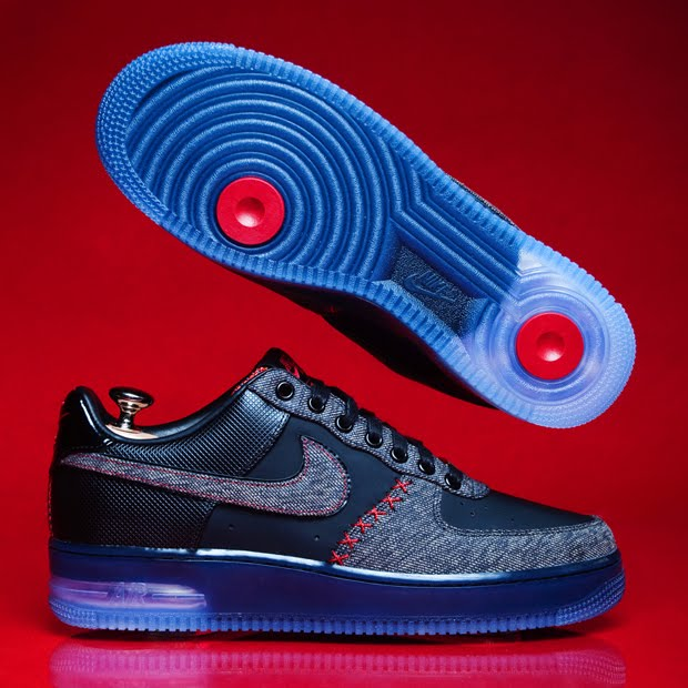 TakeOver: Nike Air Force 1 BeSpoke by Larry Luk