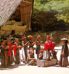 Batak Tribes in Northern Sumatra ~ Indonesian Culture and Tradition