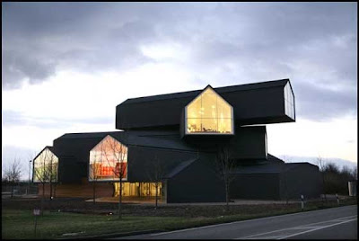 Extreme Home Unique House Design Of Vitra