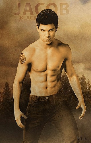 Taylor Lautner Jacob Black 12