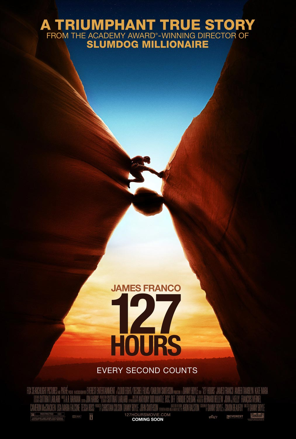 The B Reel: 127 Hours