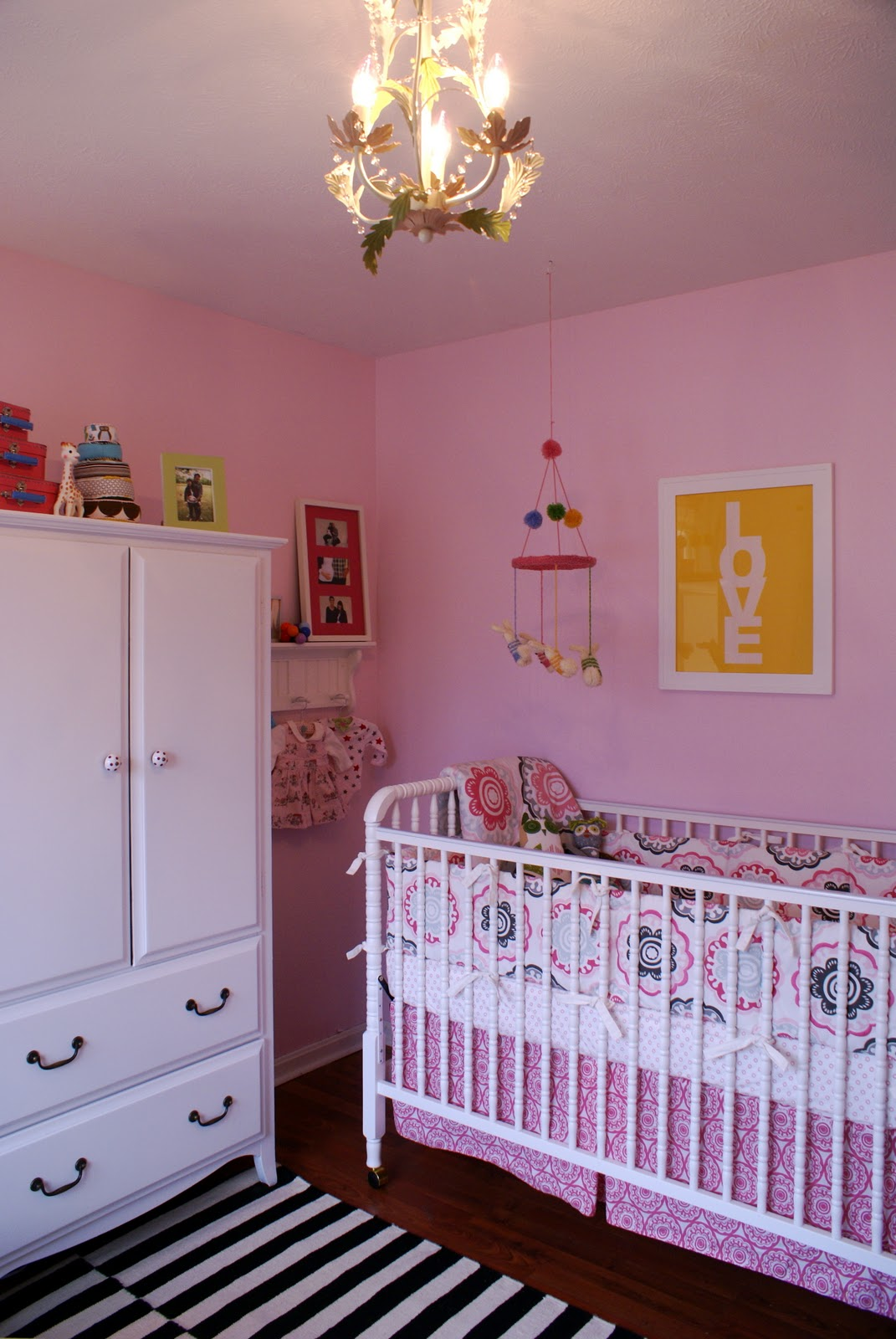 A Basically Finished Nursery For Eloise