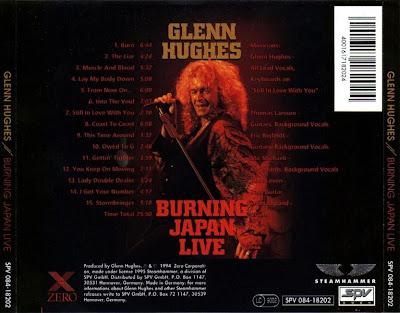 Glenn Hughes Live In Japan 38
