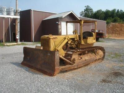 Rascal Equipment: FOR SALE: Cat D6 Dozer, 9U series!