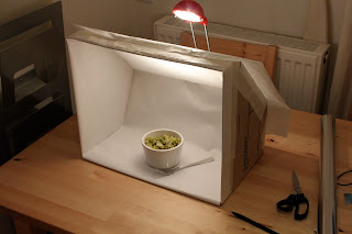Simply Cooked Light Box For Staging Food Photography