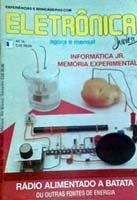 Revista Esperiencias e Brincadeiras com Eletronica Junior