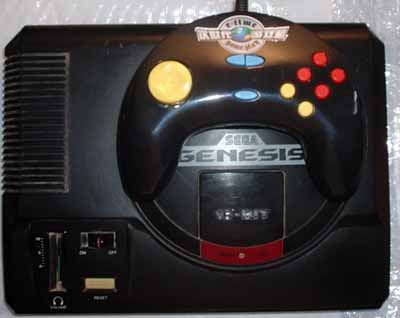 D22+e-time Vs. Sega Genesis