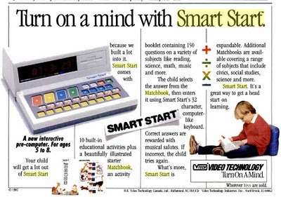 Vtech Smart Start Ad