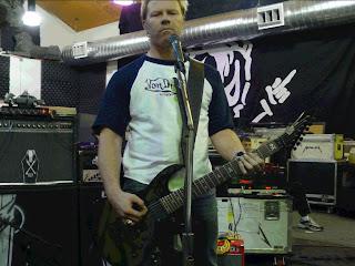 The Guitarists of the Past  Present Kirk Hammett