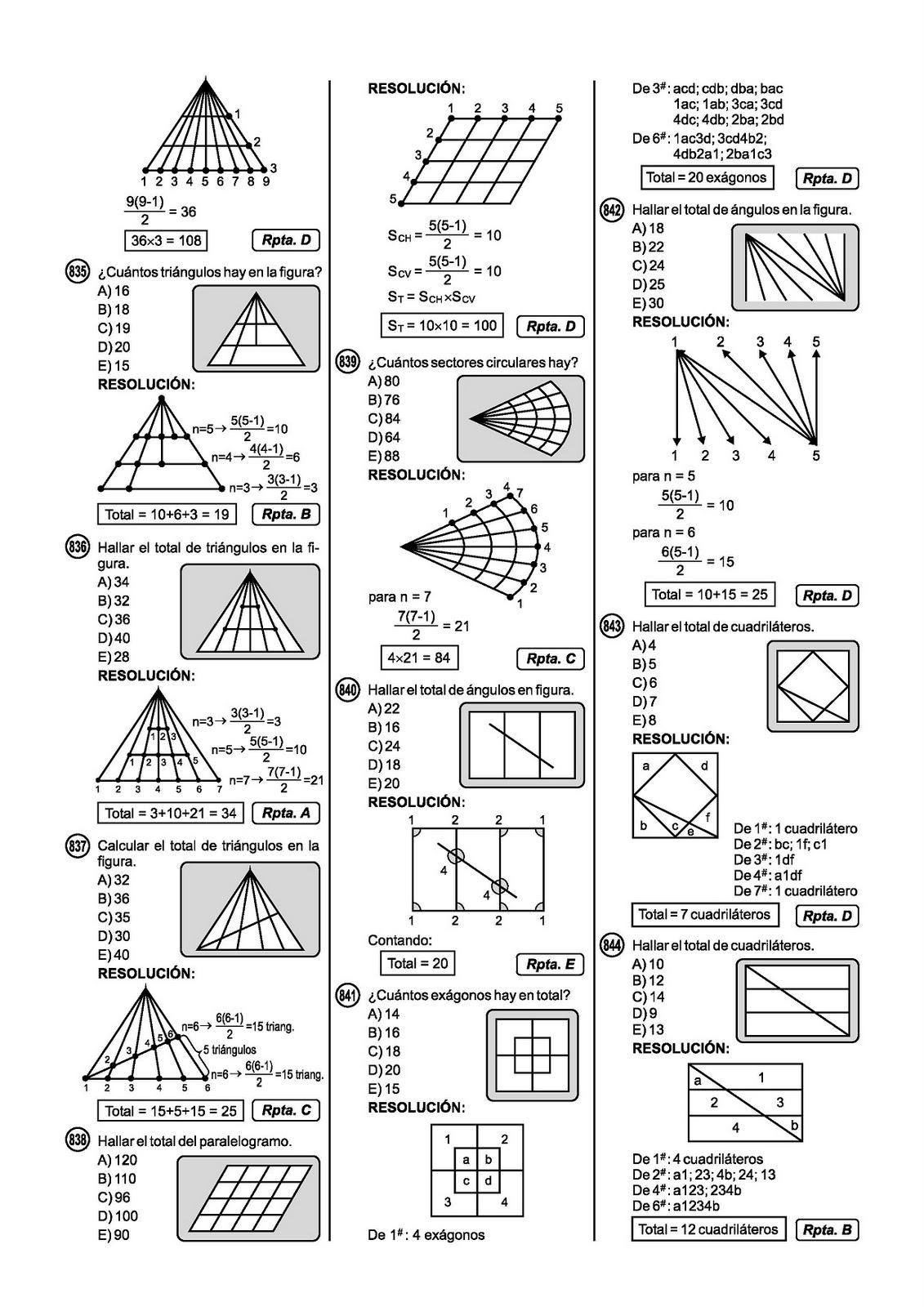 Teorema de thales ejercicios resueltos pdf gratis fandeluxe Image collections
