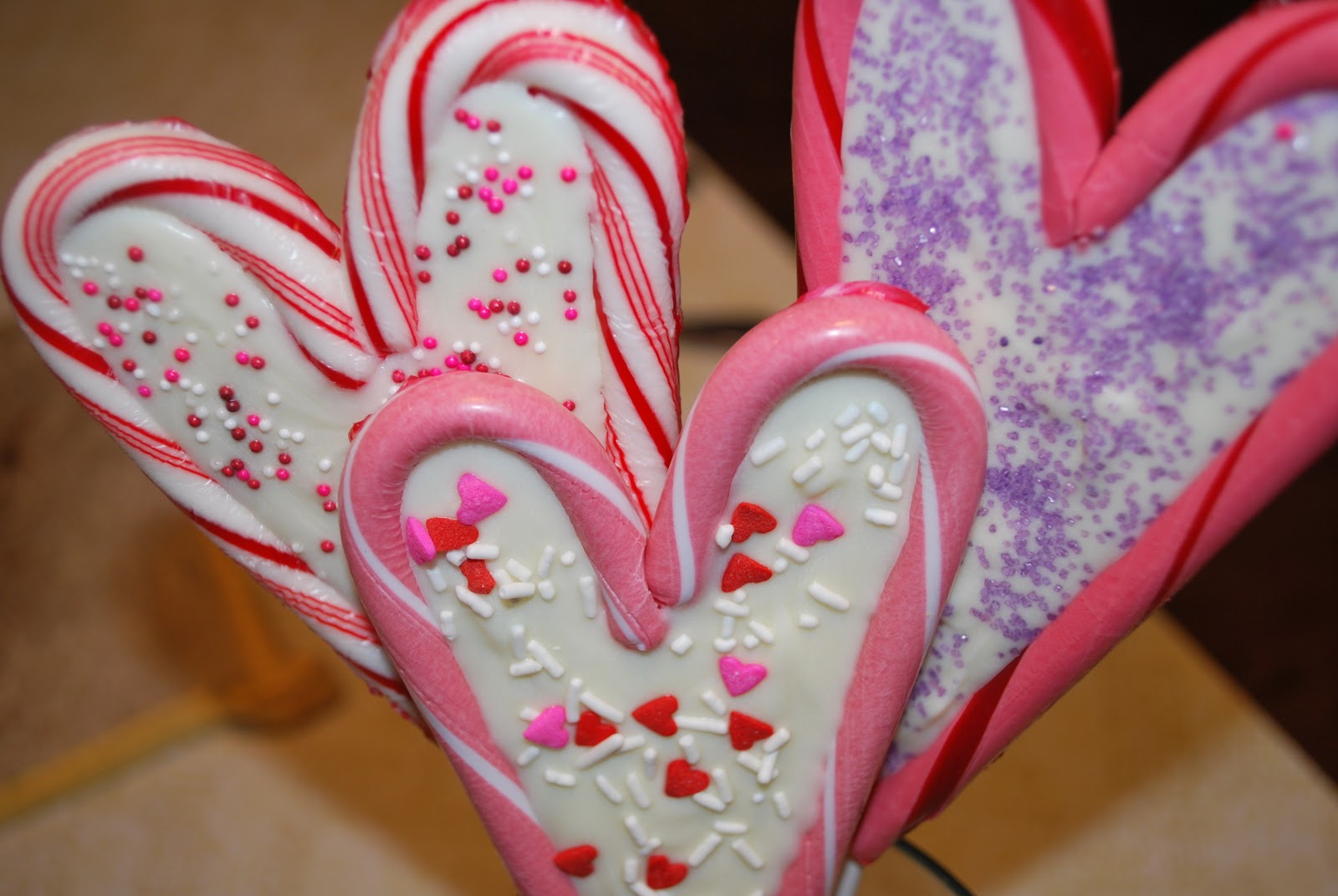 Family Volley Family Fun Friday Valentine Lollipops