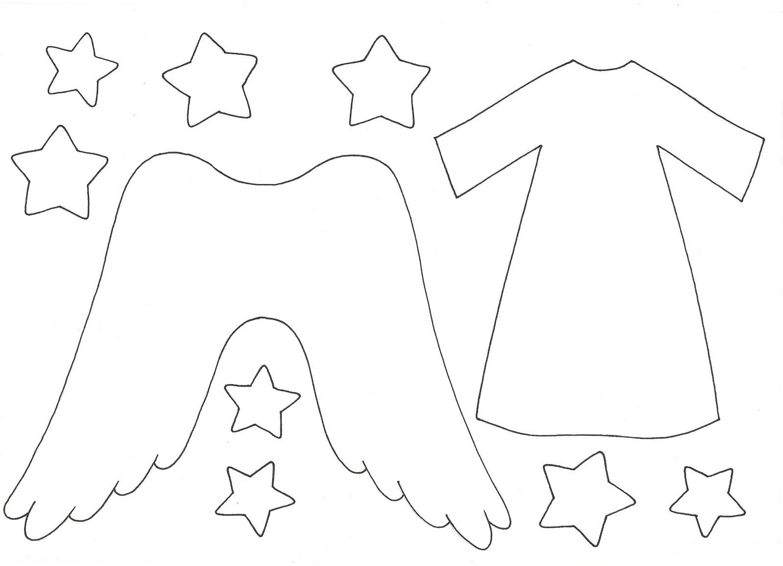 15 Disegni Di Natale Da Colorare Angioletti Migliori Pagine Da