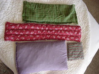 Country Whispers Homemade Heating Pads Corn Bags
