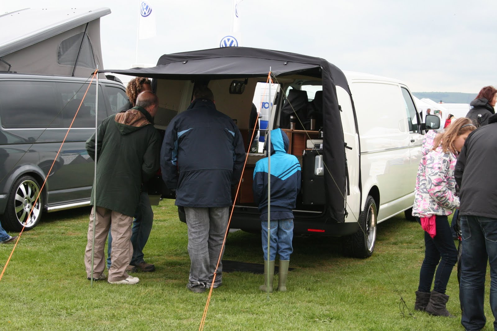 Rear Canopy Awnining Over Barn Doors Page 3 Vw T4