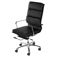 Z Gallerie Wyatt High-Back Office Chair